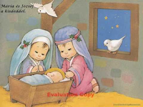 Jézus születése - Pásztorok, pásztorok