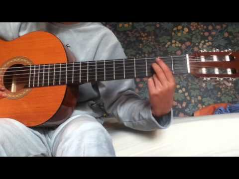 Faire la do r mi en guitare - Leon Guitare accords