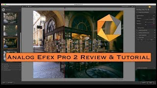 Analog Efex Pro 2 Review & Tutorial: Nik Collection by DxO