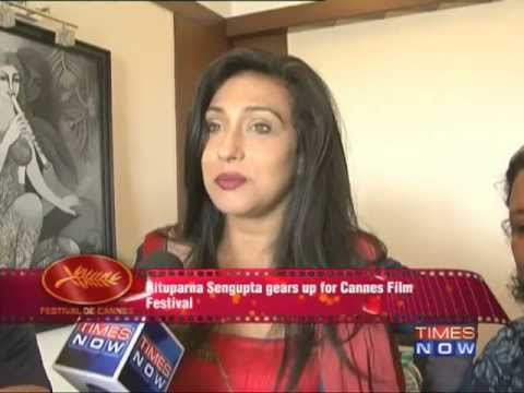 Cannes calling for Rituparna Sengupta