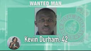 Wanted Man Kevin Durham