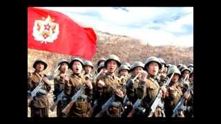 North Korean Song: Just Give Order to Our Division!