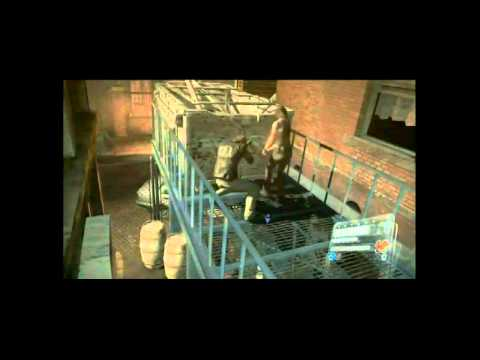 Pento Press Start : Resident Evil 6 avec Leon