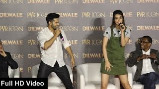 Kriti Sanon Full Speech   Manma Emotion Jaage Re Song Launch