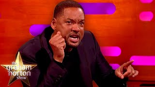 Will Smith Tries Standup! | The Graham Norton Show