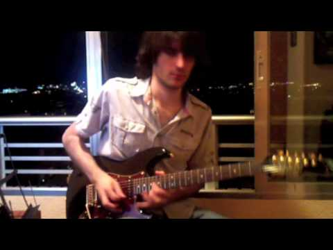 Keith Urban - Somebody like you (cover by Carlos Morgado)