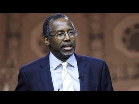 Ben Carson, the GOP and race