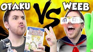 OTAKU vs WEEABOO