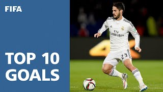 TOP 10 GOALS: FIFA Club World Cup Morocco 2014