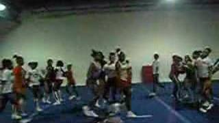 MEANSTREETS CHEER HIGHLIGHTS 2006-2007