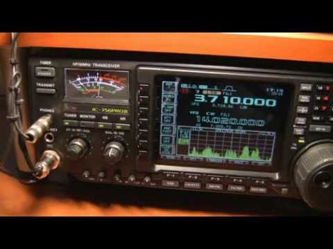 Icom IC-756 PRO III Review FULL