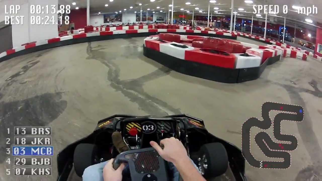 xtreme go kart 3  real life racing game