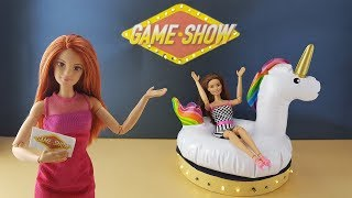 Barbie Game Show and other dolls! Who will win? # 3