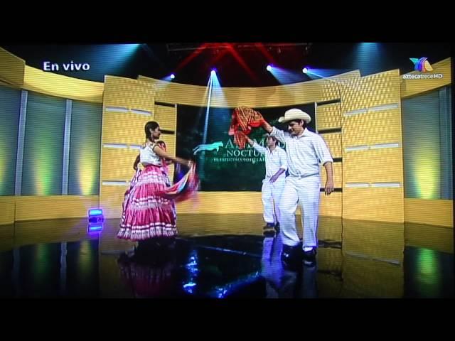 Chilenas de Pinotepa Nacional en Animal Nocturno TV AZTECA Primera Parte