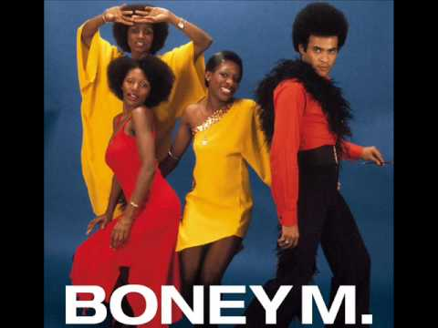 Boney M - Disco Mega Mix