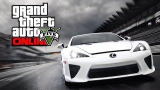 "GTA 5 ""Karin Sateago GT"" DLC Car Idea - After Patch 1.23, 1.24, 1.25 (GTA 5 Gameplay) Ep 4"