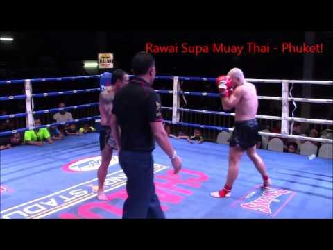 Zbynek RSMT - 14.10.15 - Chalong Boxing Stadium