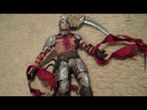 Dante's Inferno Action Figure Overview Part 2.
