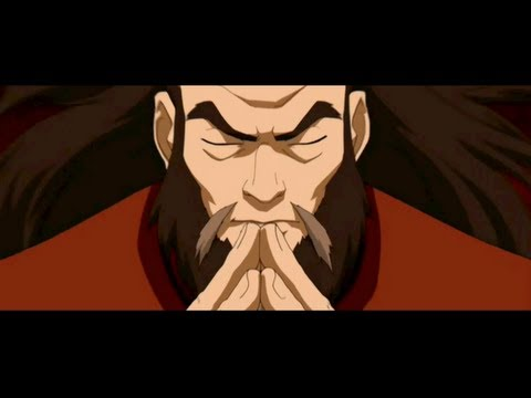Avatar Roku VS Firelord Sozin: Full Fight [HD]