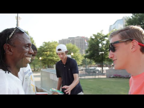 BBQ For The Homeless | Give Back Films