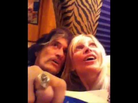 Joe Perry & Billie Perry