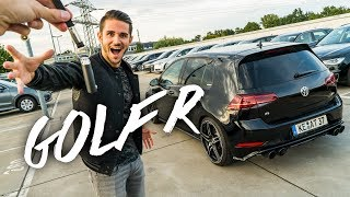 GOLF R 400PS | Ein Tag in Hamburg | Daniel Abt