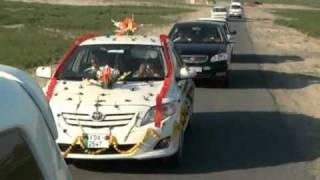 haider shah wedding video  part 4 jhang city punja
