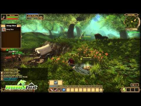 Alganon Gameplay - First Look HD
