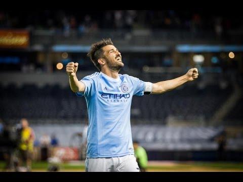 David Villa 2015 ► New York City Fc ►Best Goals & Skills | Strong