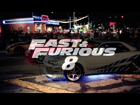 Avance De Rápido Y Furioso 8. Curiosidades. Fast And The Furious 8