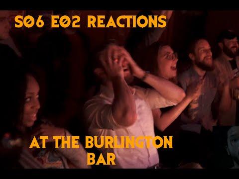 GAME OF THRONES S6E02 Reactions at Burlington Bar