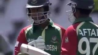 Mohammad Ashraful 61 off 27 balls   Ban v WI 2007 T20 World Cup