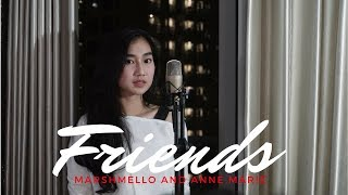 Marshmello & Anne-Marie - FRIENDS ( Nadiya Rawil Cover )
