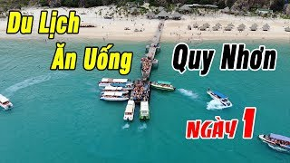 VietNam - Travelling to Quy Nhon Day 1 | Food and Attractions Review | Viet Nam Travel