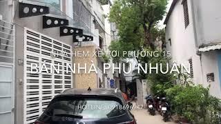 Bán nhà đẹp Quận Phú Nhuận, ở tuyệt vời, hoặc mua cho thuê căn hộ dịch vụ. Hotline 0918696947