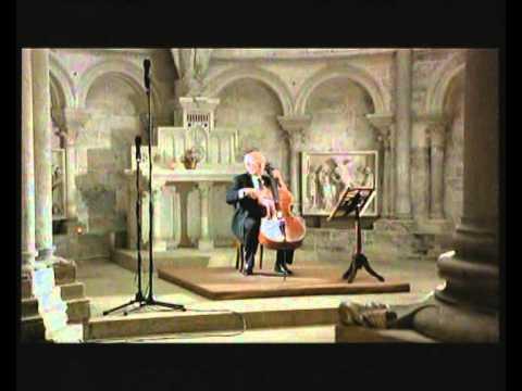 Бах Иоганн Себастьян - Cello Suite No 5 - Bwv 1011