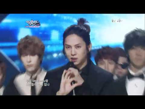 Hd 110805 Super Junior - Superman Live video