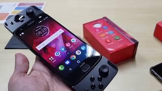 Moto Snap: Vale a pena comprar o Gamepad da Motorola?