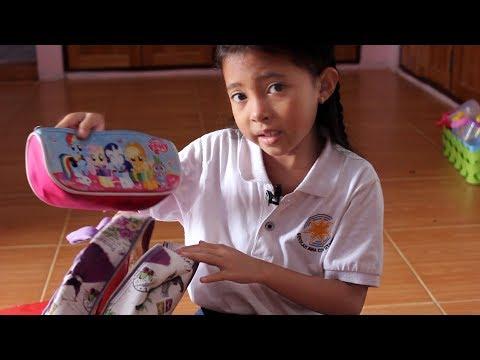 School Morning Routine Kids -  Ativitas Pagi Sebelum ke Sekolah Bahasa Inggris - Shinta