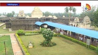 క్రీ.శ 7,8 శతాబ్దాల మధ్య ద్రాక్షారామ ఆలయం నిర్మాణం....| Special Story On Draksharamam Temple