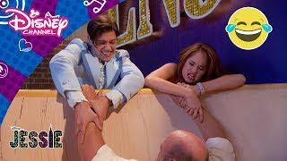 Jessies bedste øjeblikke #1: Den store tekop - Disney Channel Danmark