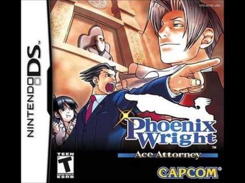 Ace Attorney: Phoenix Wright Ost Complete video