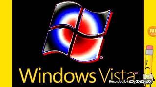 Windows Vista in CirnoDayFlangedSawChorded