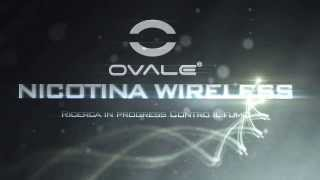 OVALE Electronic Cigarettes - Nicotina Wireless