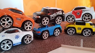Toy Cars Slide Play with Dlan Video for Kids