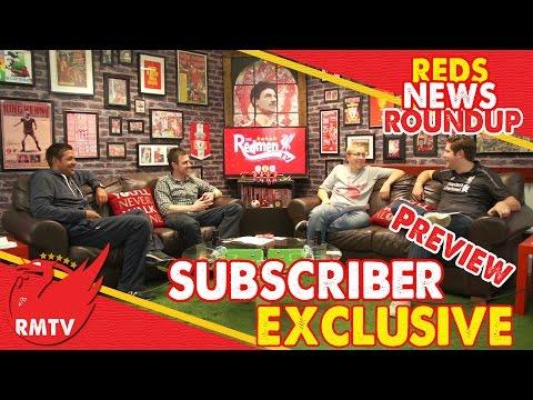 The Summer Striker Saga Special | Reds News Roundup (Preview)