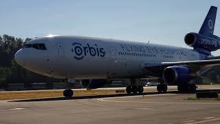 Orbis DC10 flying eye hospital @ Seattle Museum of Flight