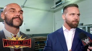 "The Revival dismiss Ryder & Hawkins as ""losers who play with toys"": WWE Exclusive, April 7, 2019"