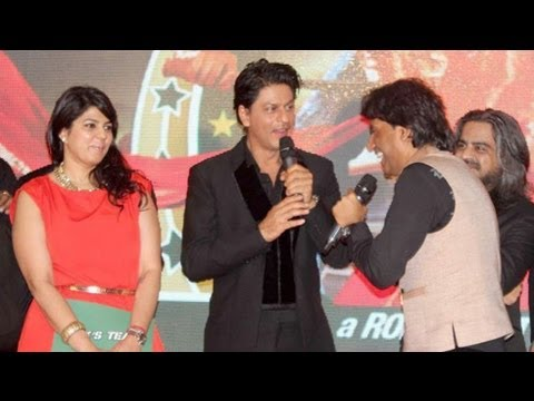 Raju Srivastava's Comedy  Chennai Express Success Party | Live Performance video