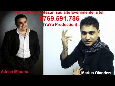 Sonerie telefon » Adrian Minune si Marius Olandezu – E nunta lu' fata mea (Septembrie 2012)